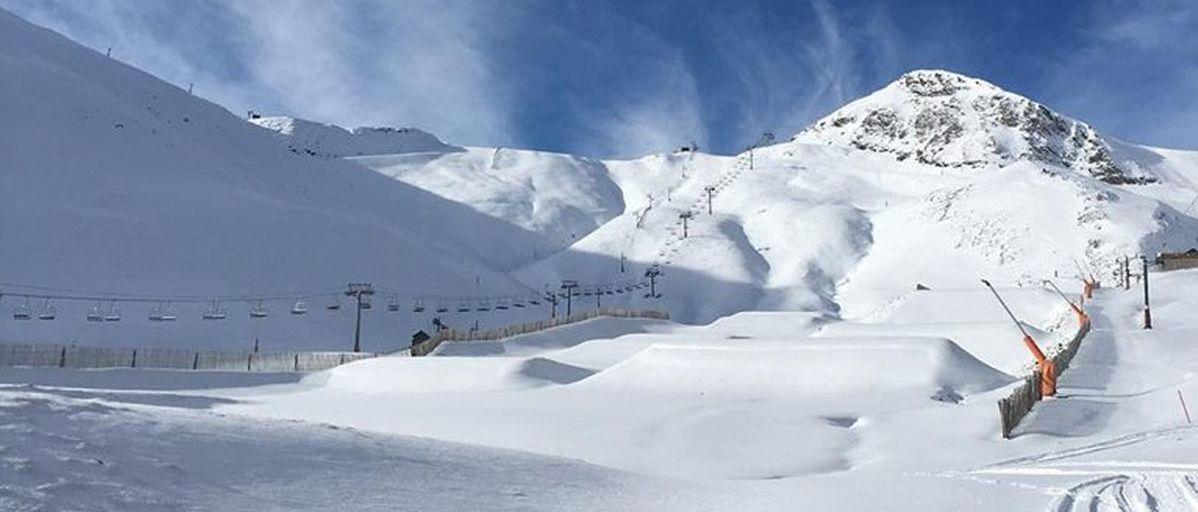 Pal Arinsal abre su temporada de esquí con los remontes reparados