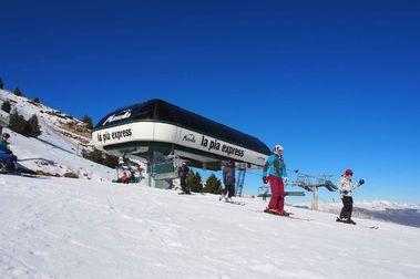 Masella abre el sector de La Pia y amplia sus kilómetros esquiables