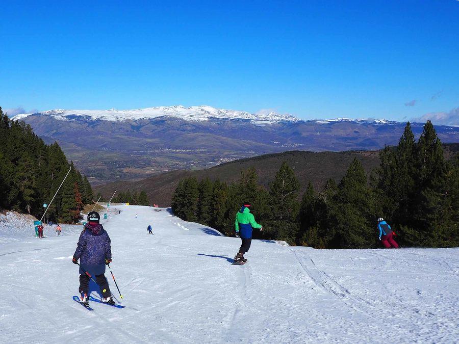 Masella estacion esqui la Cerdanya