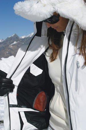chaqueta esqui rossignol mujer