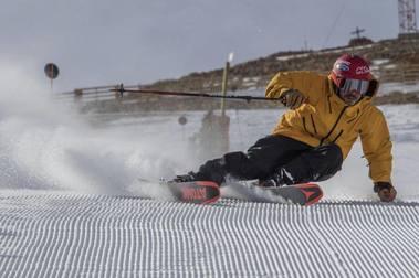 Aymar Navarro se corona como el mejor Freeskier de Europa