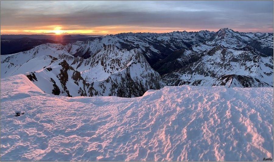 [2018-12-26] Vivac cima del Taillon (3144m)
