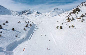 Las estaciones de esquí de Andorra no tienen clara su apertura el día 2 de enero