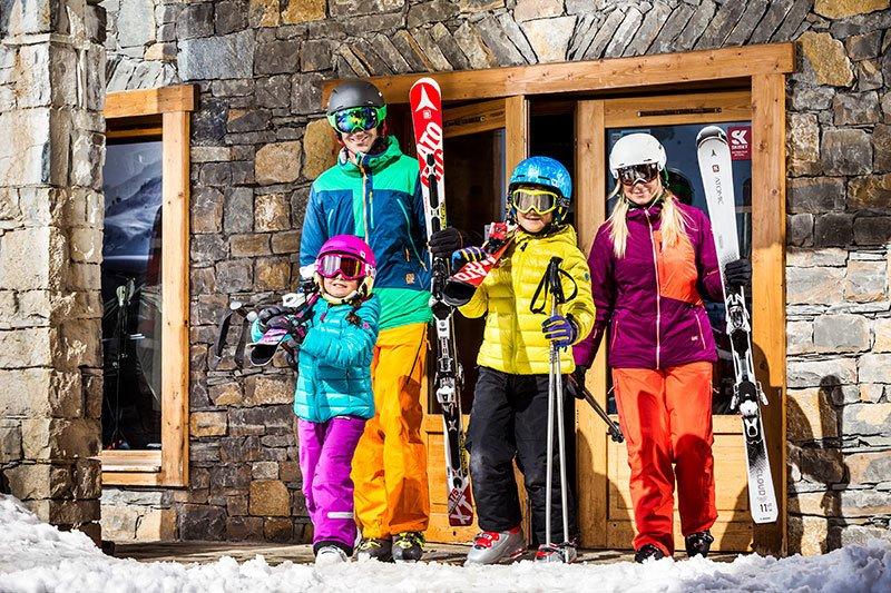skiset © S.Cande / Skiset