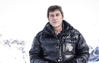 """Bruno Cercley: """"Rossignol es la marca de esquís mas vendida del mundo"""""""