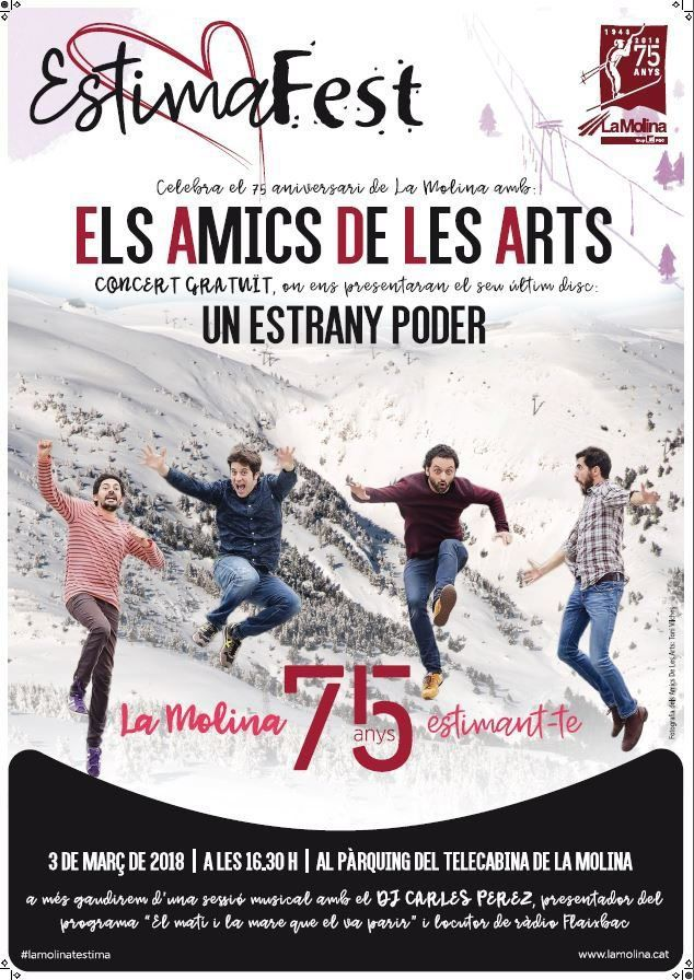 Festa 75 aniversari La Molina
