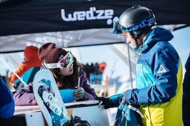 Decathlon apuesta por la máxima seguridad en sus cascos y máscaras Wedze