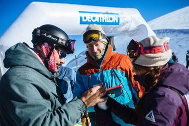 Llega Wed'ze Experience de Decathlon para probar sus esquís