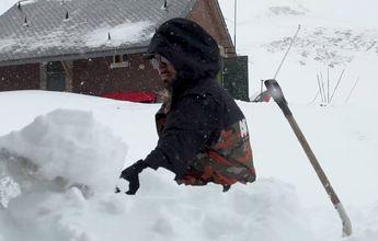 Fin de semana de 'Pow-day' en las estaciones de esquí de Aramón
