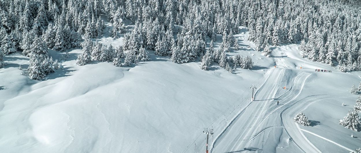 Grandvalira Resorts se queda sin más pistas de esquí para poder abrir