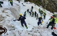 Encuentran el cuerpo desaparecido bajo un alud en Asturias en Año Nuevo