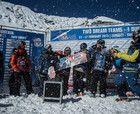 El team europa vence la quinta edición de la Swatch Skiers Cup
