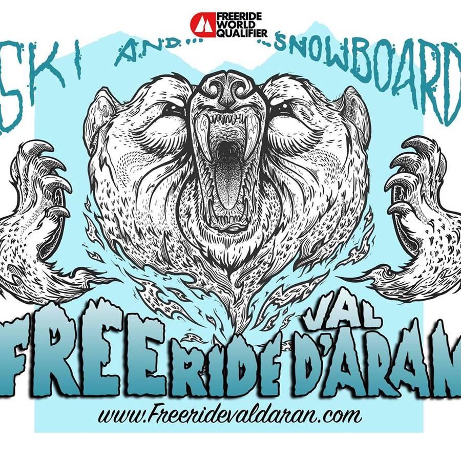 Freeride Val d'Aran, todo está a punto para el FWQ 2*