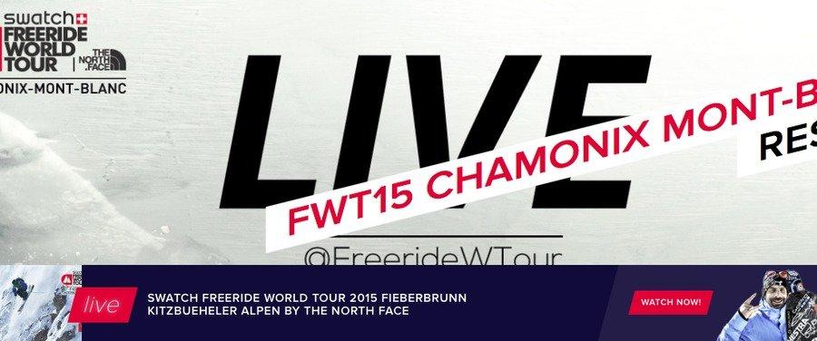 Sigue el FWT de Fiberbrunn en Live