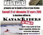 KAYAKRIDERS, un evento más bien curioso
