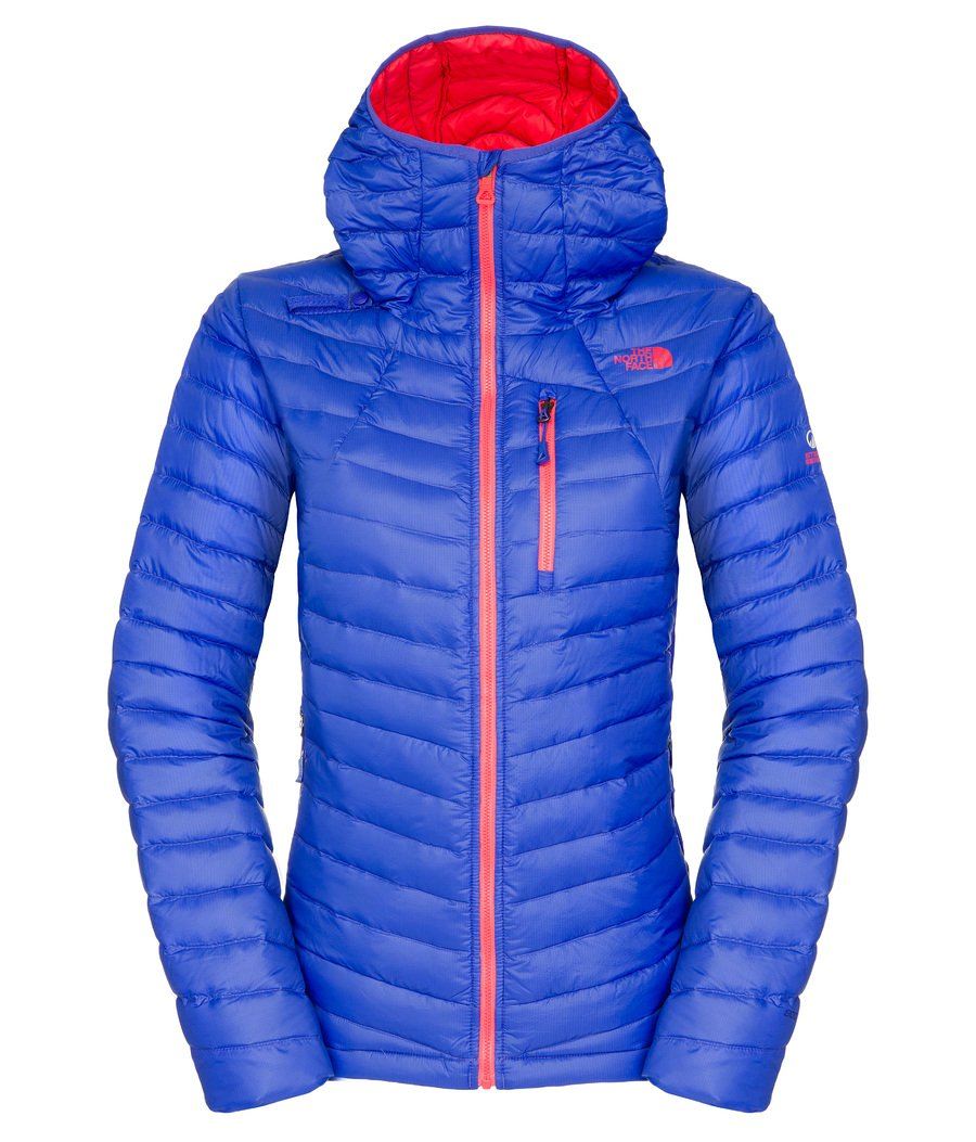 north face plumon mujer