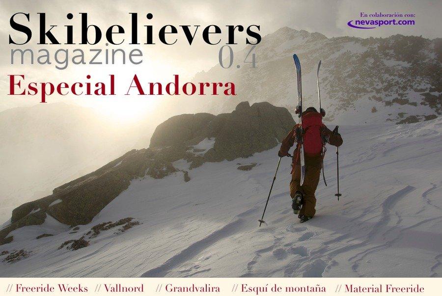 Skibelievers Mag 04, Especial Andorra