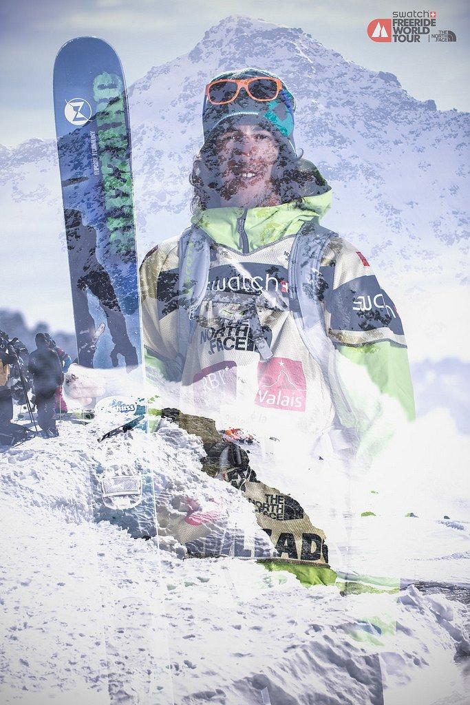 Loïc Collomb-Patton campeón del mundo de freeride
