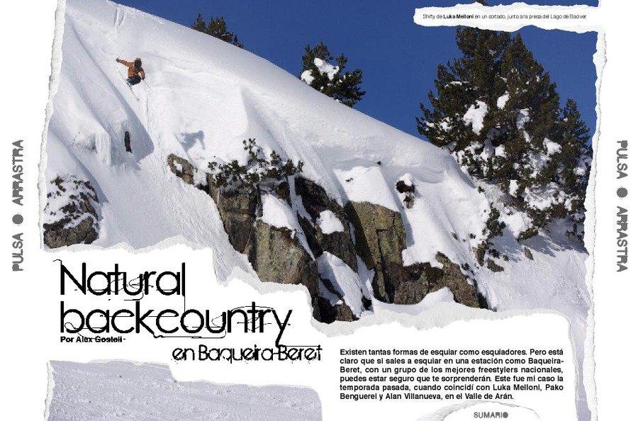 natural backcountry