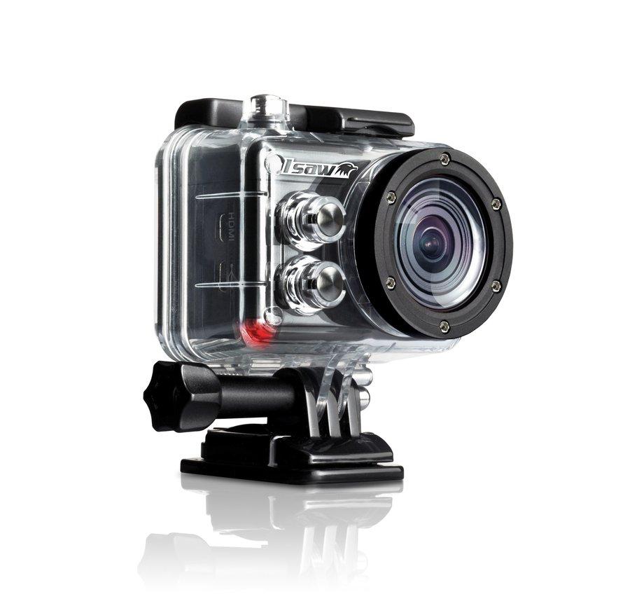 Nueva cámara Isaw Extreme