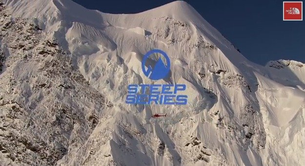 Steep Series por The North Face