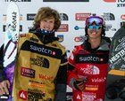 Tabke coronado Campeón del Mundo de Freeride en el Swatch Freeride World Tour de The North Face ® 2013