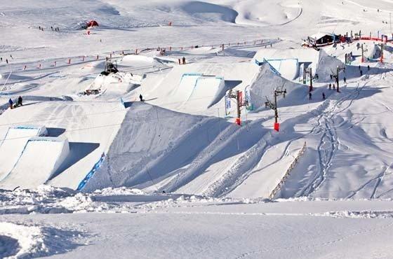 SFR Tour Val Thorens 2013