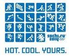 Sochi ya tiene slogan