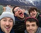 Innsbruck 2016 – Buena gente, cerveza y mucha nieve