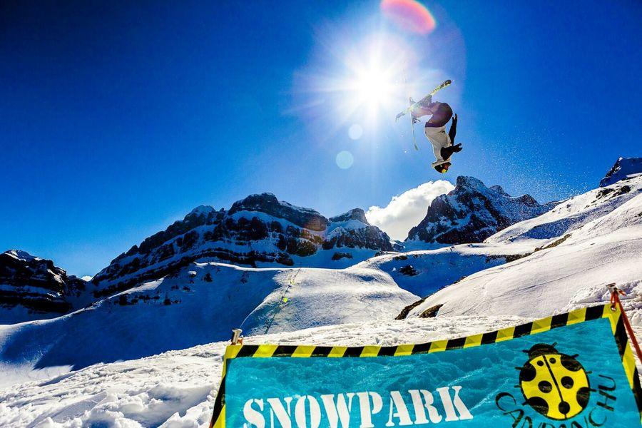 Snowpark Candanchú