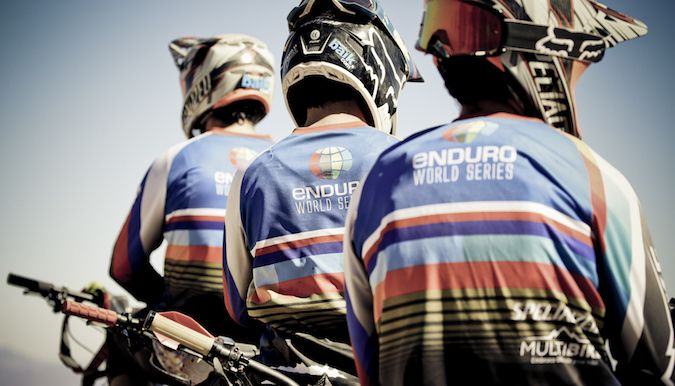 Una Fiesta del Mountain Bike fue el Enduro World Series en Chile
