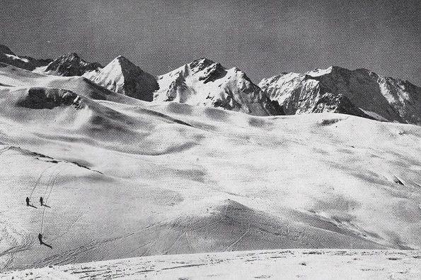 Pirineos - De Este a Oeste- 1953