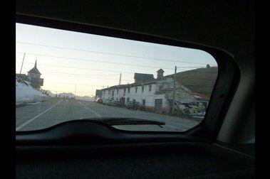 10-3-2011 Del albergue de Ensidesa a Venta Casimiro. Ya estoy en Pajares