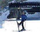 Esquiando a los pies del Eiger