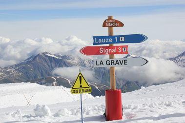 Convocatorias de verano 2018 para TD1, 2 y 3 en Deux Alpes
