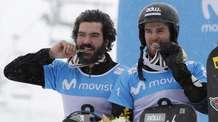 Lucas Eguibar y Regino Fernandez