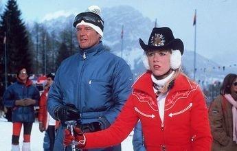 Adiós a Roger Moore: el mejor James Bond esquiador