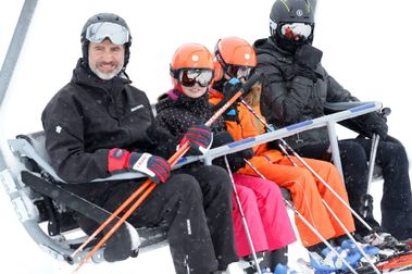 El Rey Felipe VI esquiará el año que viene en Alto Campoo
