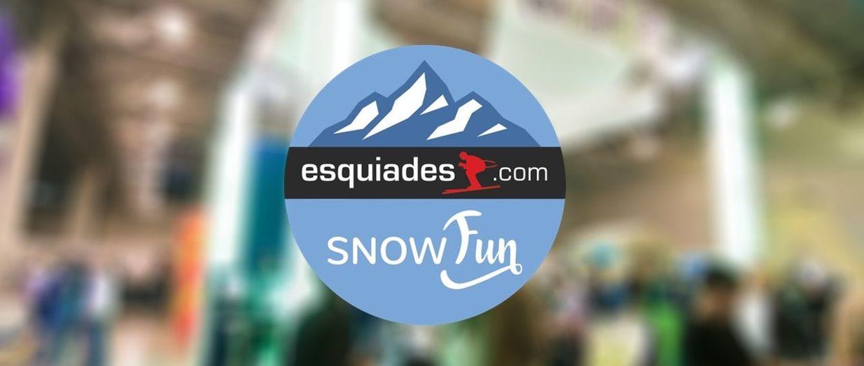 La segunda edición de Esquiades SnowFun no se hará este año