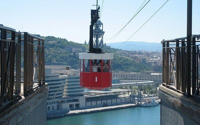 Teleférico Aeri del Port de Barcelona