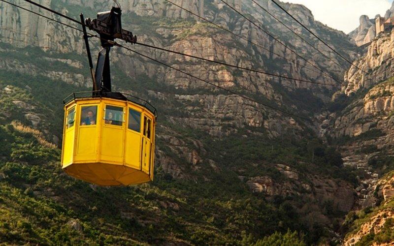 Teleférico Aeri de Montserrat