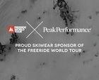 Peak Performance se convierte en el nuevo esponsor del FWT