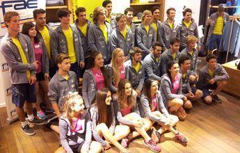 La FAE presenta sus equipos 2016-17 con el objetivo de Grandvalira 2019