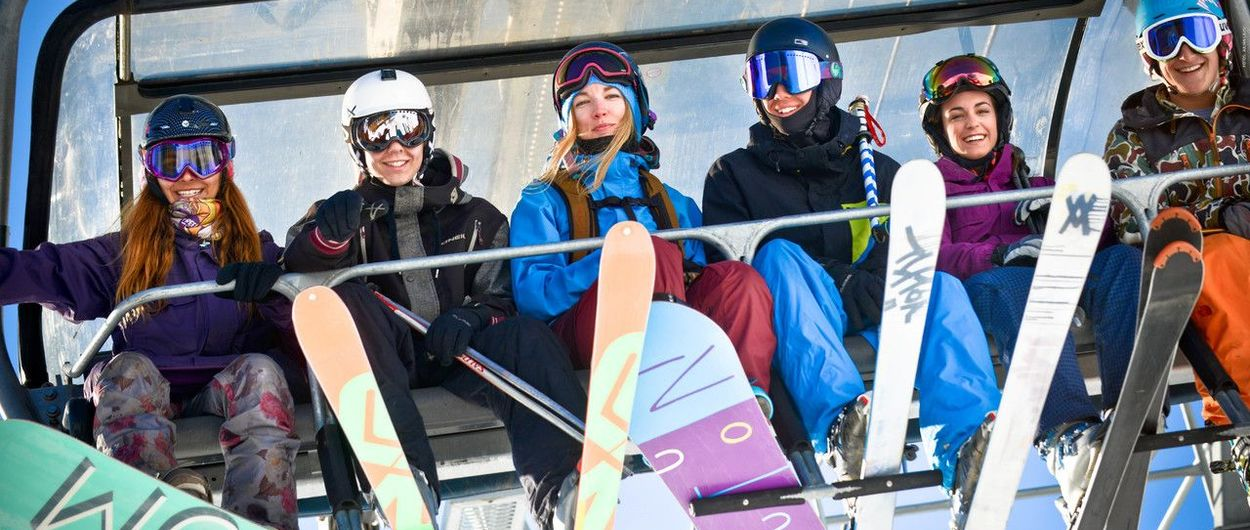 Fuerte impulso del gobierno a la industria del esquí