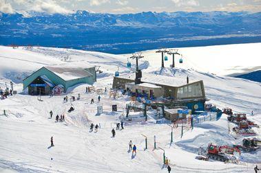 Catedral amplìa su oferta esquiable desde este sábado