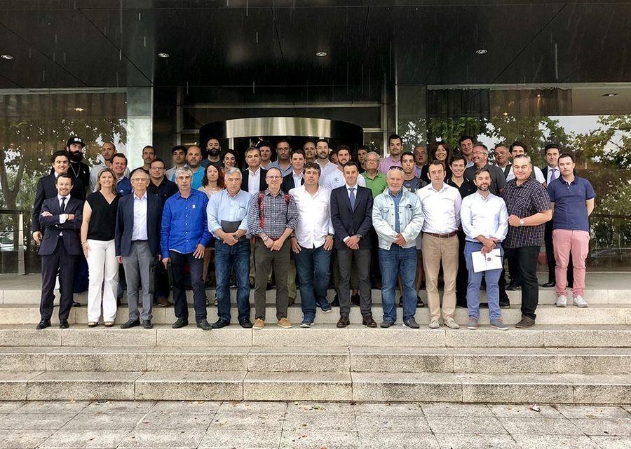 Asamblea General de la RFEDI