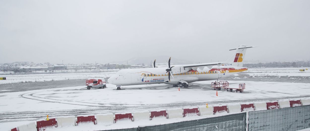 Iberia y Air France interesadas en traer esquiadores al Aeropuerto de la Seu d'Urgell