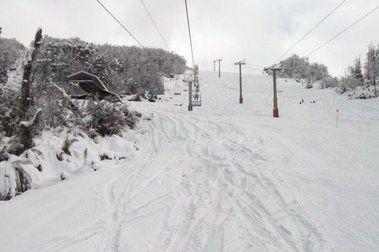 Cerro Bayo, una semana de esperanza