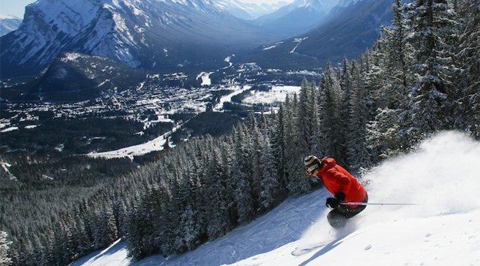 Foto de Banff-Norquay Mount