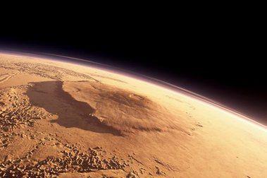 Powder en Marte